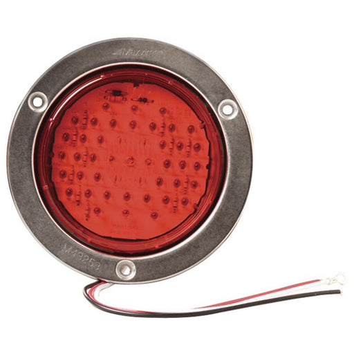 Stop/Tail/Turn LED Light Kit w/ Stainless Flange & Short Wire
