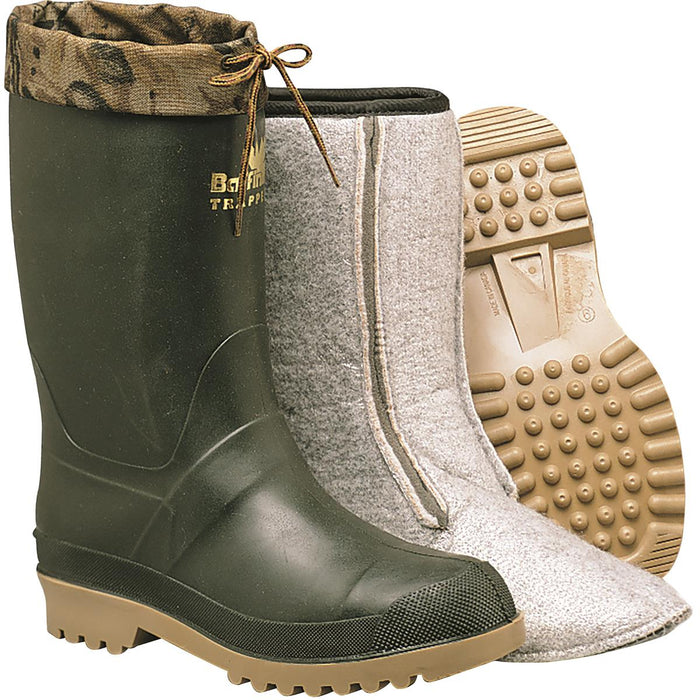 "14""H Trapper All-Rubber Pack Boots"