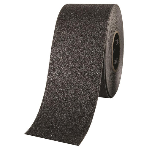 "Extra-Coarse Anti-Skid Tape, 4""W x 50'L"