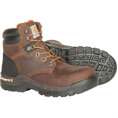 "Carhartt 6""H Rugged Flex™ Plain Toe Boots"