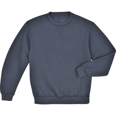 Long-wearing Pullover Sweatshirt, Crewneck