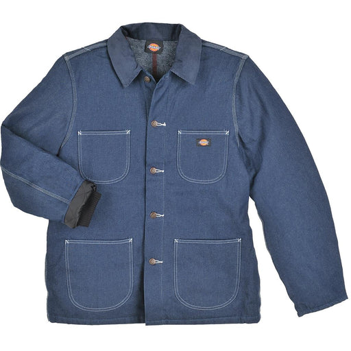 Dickies Blanket-lined Denim Chore Coat