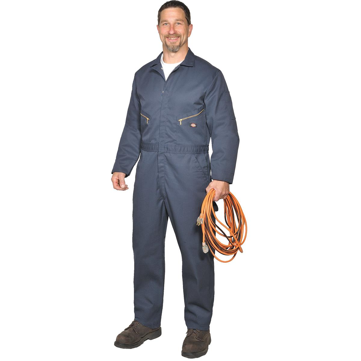 Dickies Deluxe Long-sleeve Coveralls