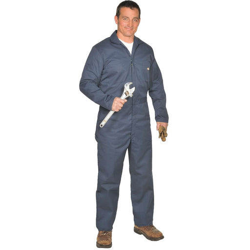 Basic Long-Sleeve Coveralls