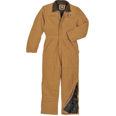 Dickies Sanded Duck Insulated Coveralls