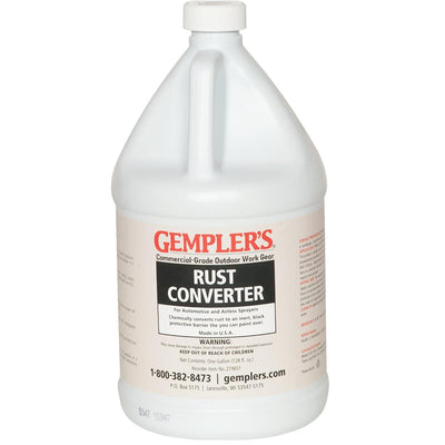 GEMPLER'S Sprayable-Formula Rust Converter