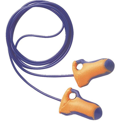Laser Trak® Metal-detectable Earplugs
