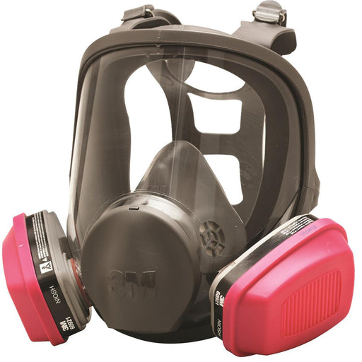 3m full face dust mask respirator