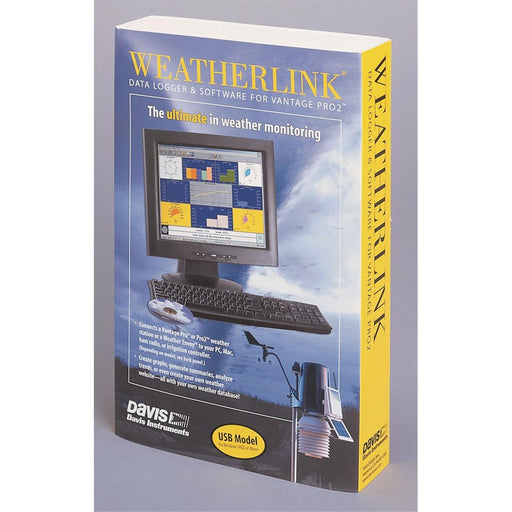 WeatherLink® USB Style Software