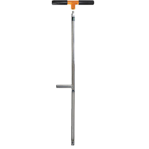 "AMS 33""L One-Piece Probe Soil Sampler with Step"