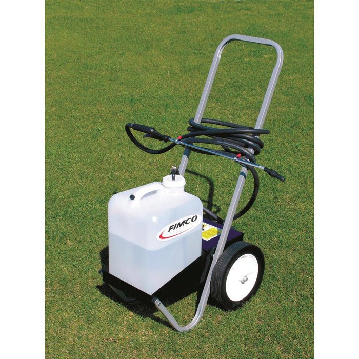 Fimco 12V Battery-Powered Sprayer Cart, 5 gal.