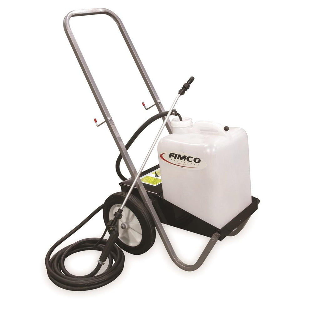 12V Battery-Powered Sprayer Cart, 5 gal.