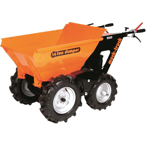 Powered Wheelbarrow, 550-lb. Capacity