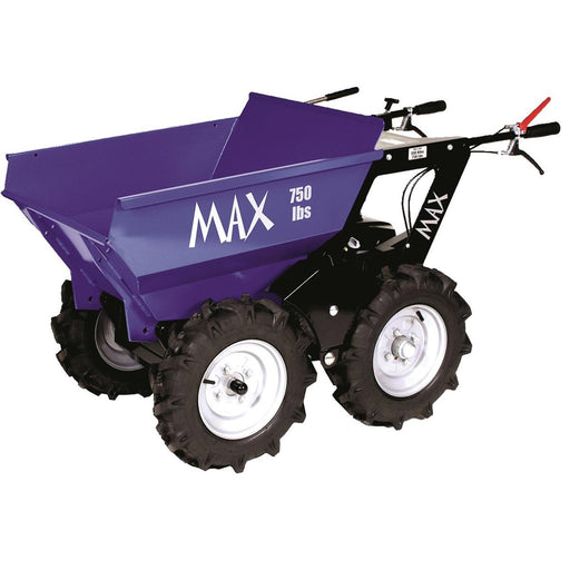 Powered Wheelbarrow, 800-lb. Capacity