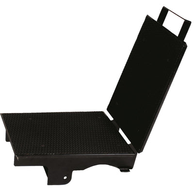 Flatbed Accessory for Muck Truck