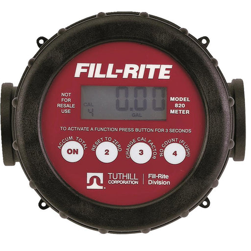 Fill-Rite Digital Flow Meter