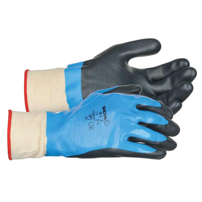 Showa Nitrile-Coated General-Purpose Gloves