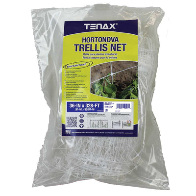Tenax Hortonova Trellis Netting SM 36-in x 328-ft