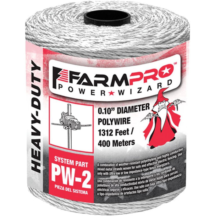 Power Wizard® Three Strand Polywire