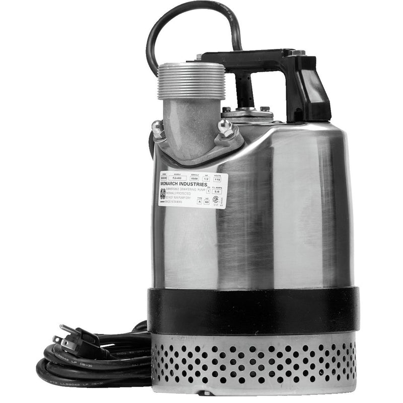 LITTLE GIANT Submersible Dewatering and Utility Pump