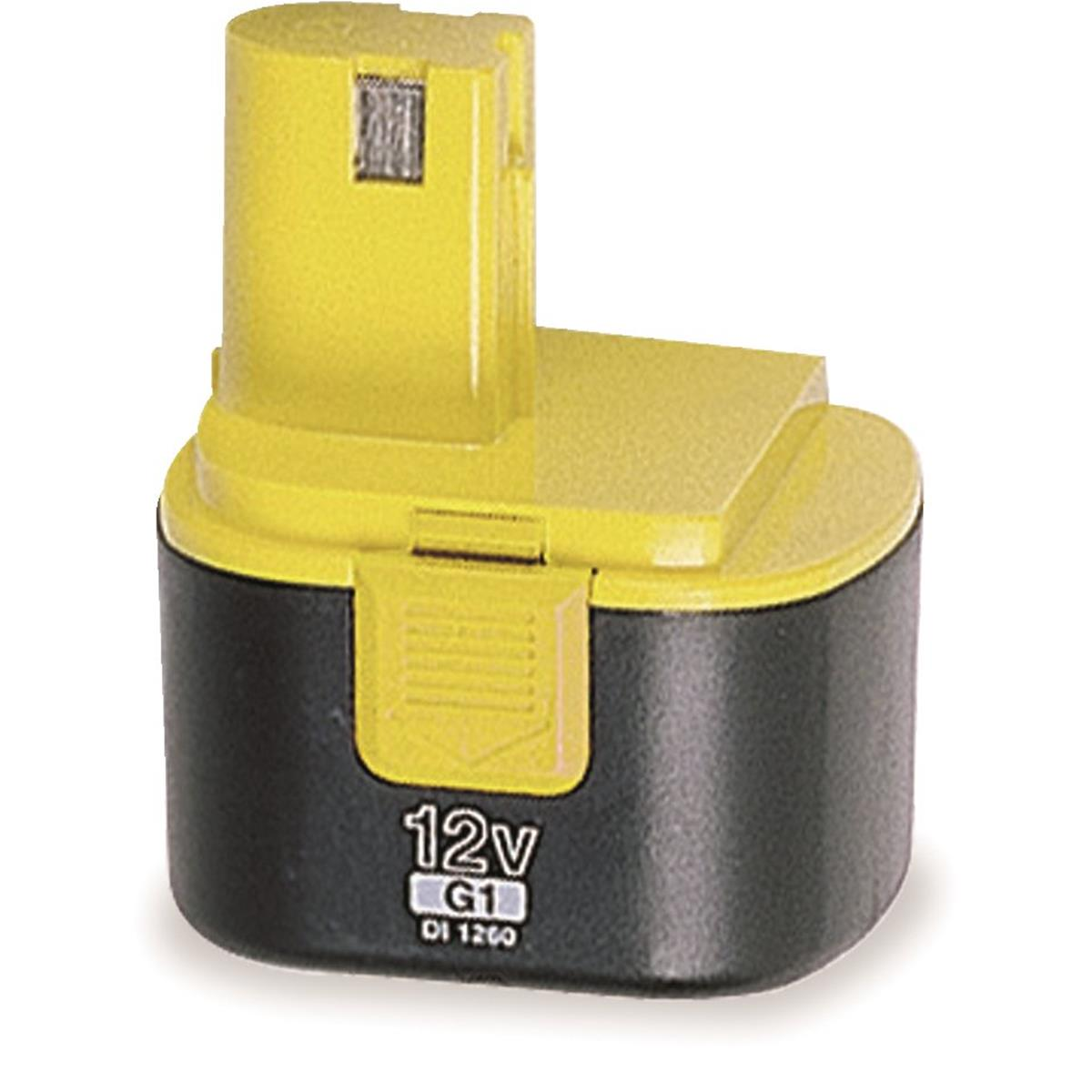 Lincoln Irrigation 12V Replacement Battery for PowerLuber™ Grease Gun