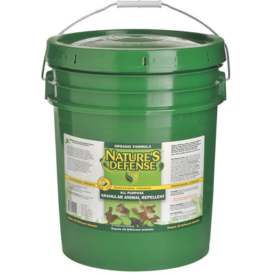 Nature's Defense® Organic Animal Repellent, 50 lb.