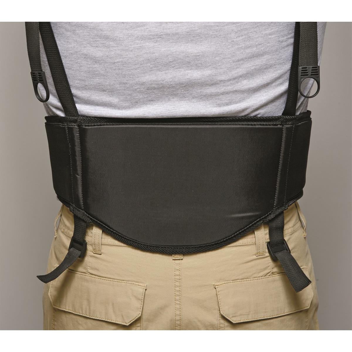 Solo Deluxe Shoulder-Saver Sprayer Harness