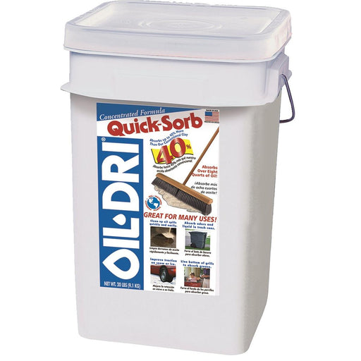 QuickSorb® Super-Concentrated Floor Absorbent