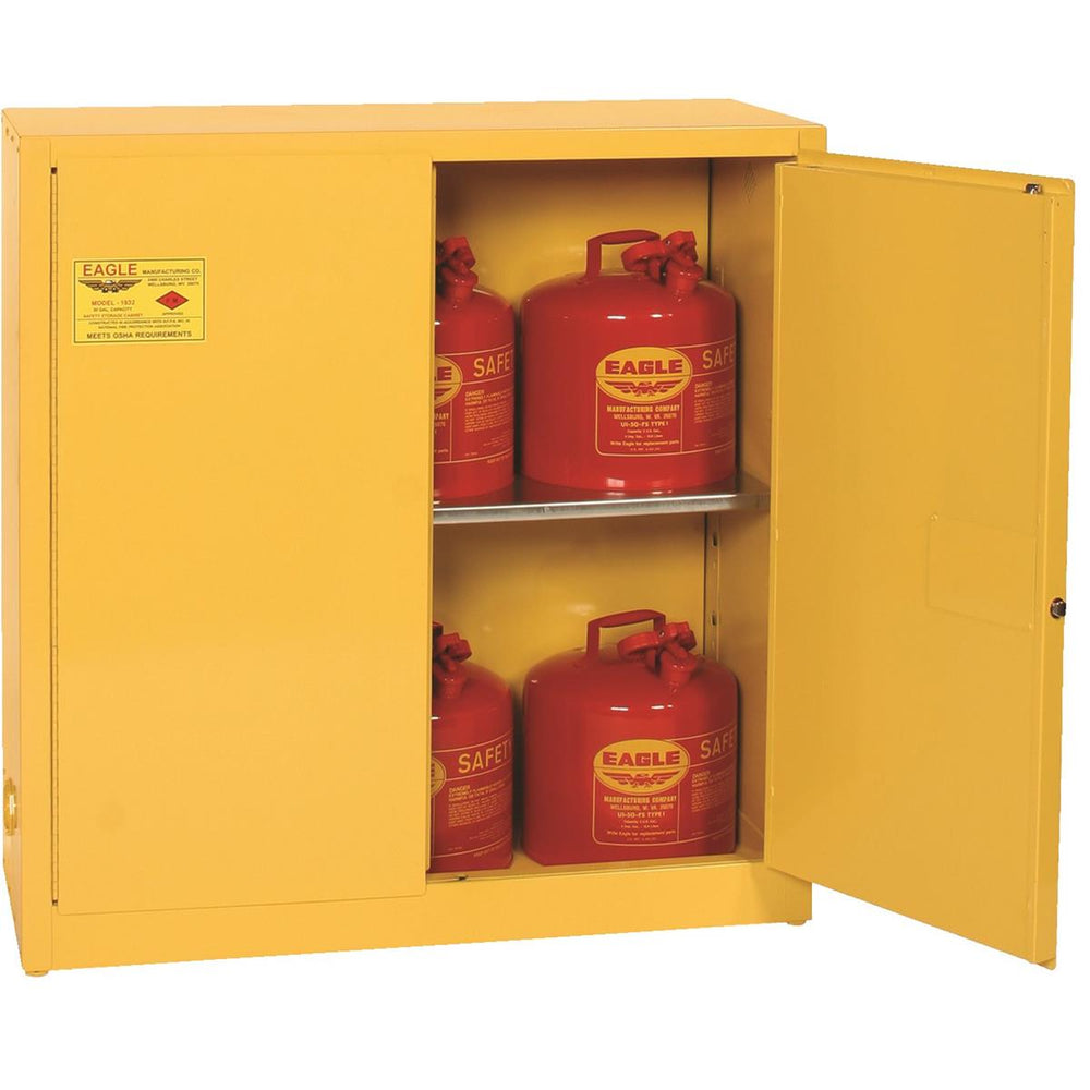 Eagle 4-gal. Flammable Liquid Storage Cabinet
