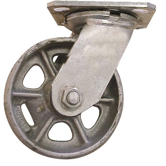 Albion Cast Iron Swivel Casters