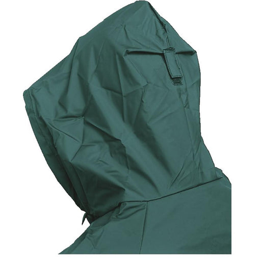 Rain Jacket and Bibs, PVC-on-Nylon