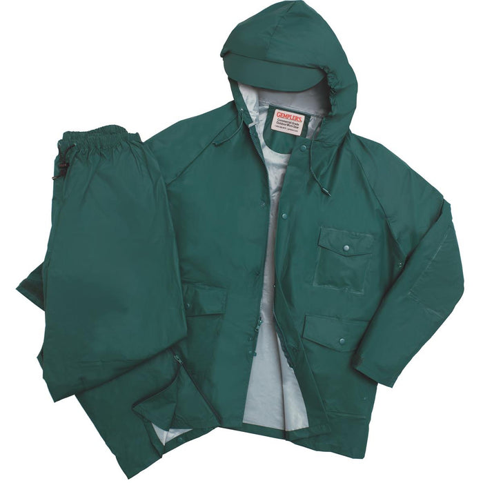 GEMPLER'S Rain Jacket and Pants, PVC-on-Nylon