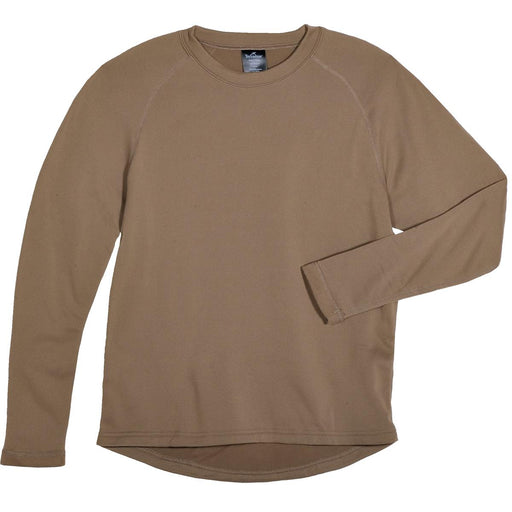 Terramar Polartech Thermal Microfleece Long-Sleeve Shirt