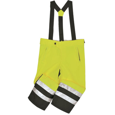 OCCUNOMIX Breathable High-Visibility Rain Pants