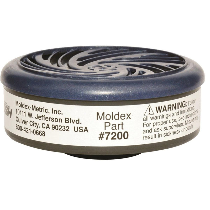 Moldex Acid Gas Cartridge (Pair)