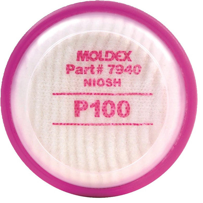 Moldex P100 Filter Disc (Pair)
