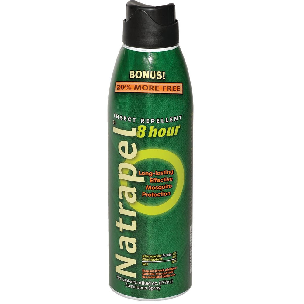 Natrapel® DEET-Free Insect Repellent