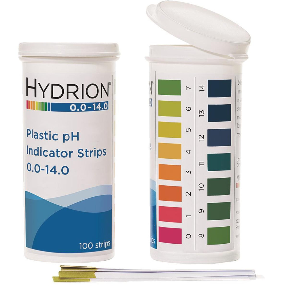 Plastic pH Strips