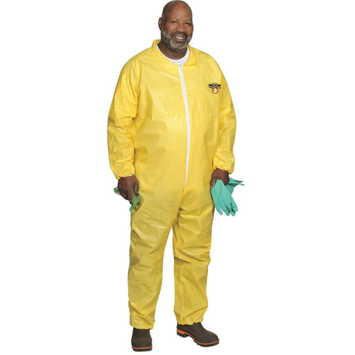 ChemMAX® 1 Coverall with Elastic Ankles and Wrists