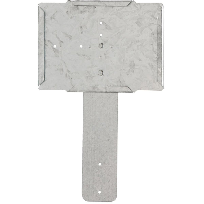 Galvanized Sign Holders With Bendable Clip