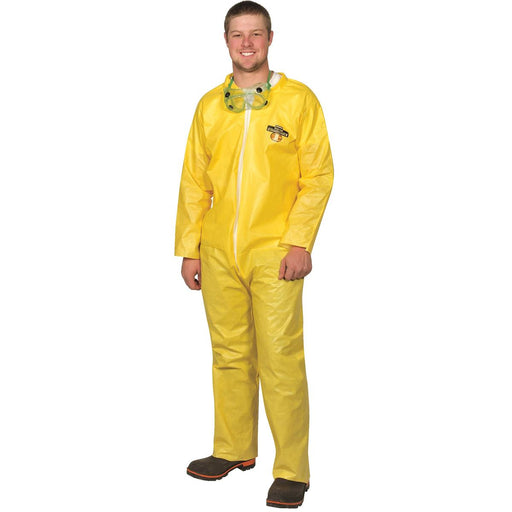 ChemMAX® 1 Coverall with Open Ankles and Wrists