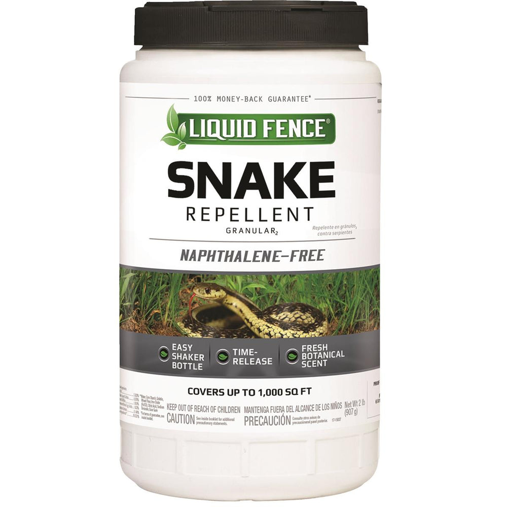 Liquid Fence Snake Repellent, 2-lb. Bottle