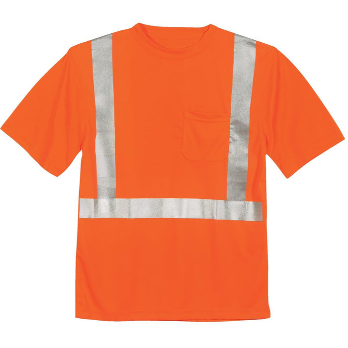 Tingley Hi-Vis ANSI Class 2 Short-Sleeve T-Shirt