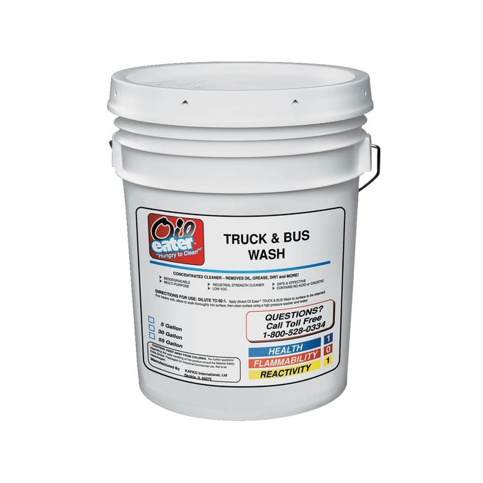 Oil Eater® Truck & Bus Wash