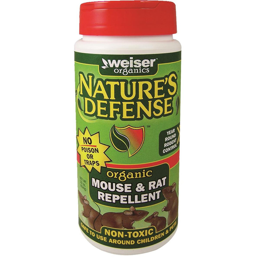 Nature's Defense Organic Mouse and Rat Repellent