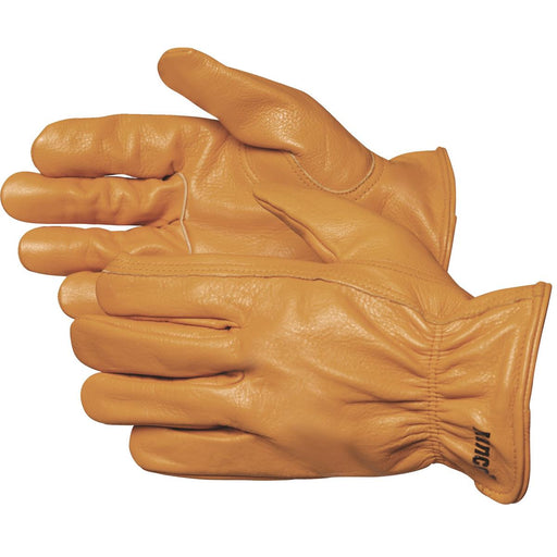 Full-Grain Buffalo Driver's Gloves