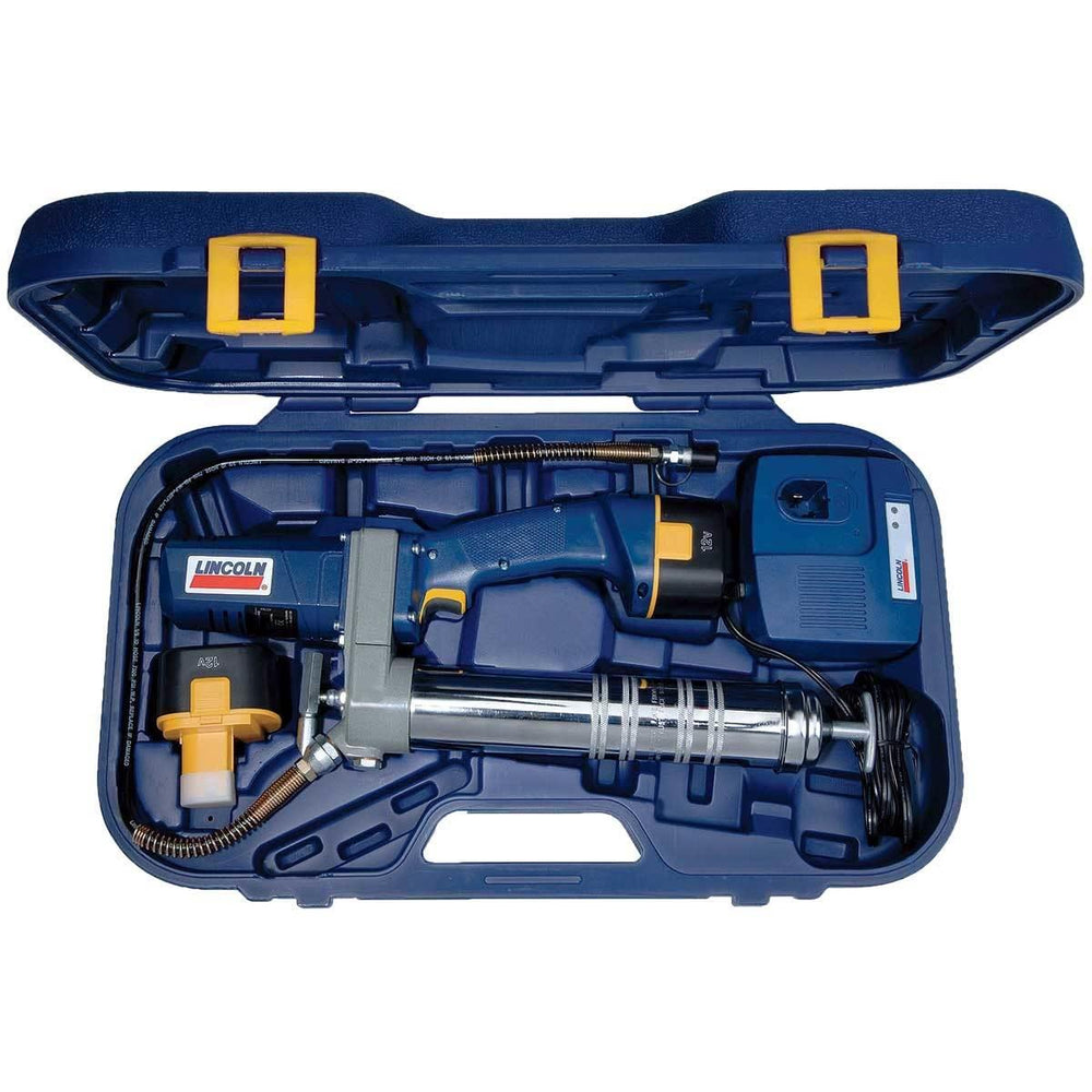 Lincoln PowerLuber™ 12V Grease Gun Kit