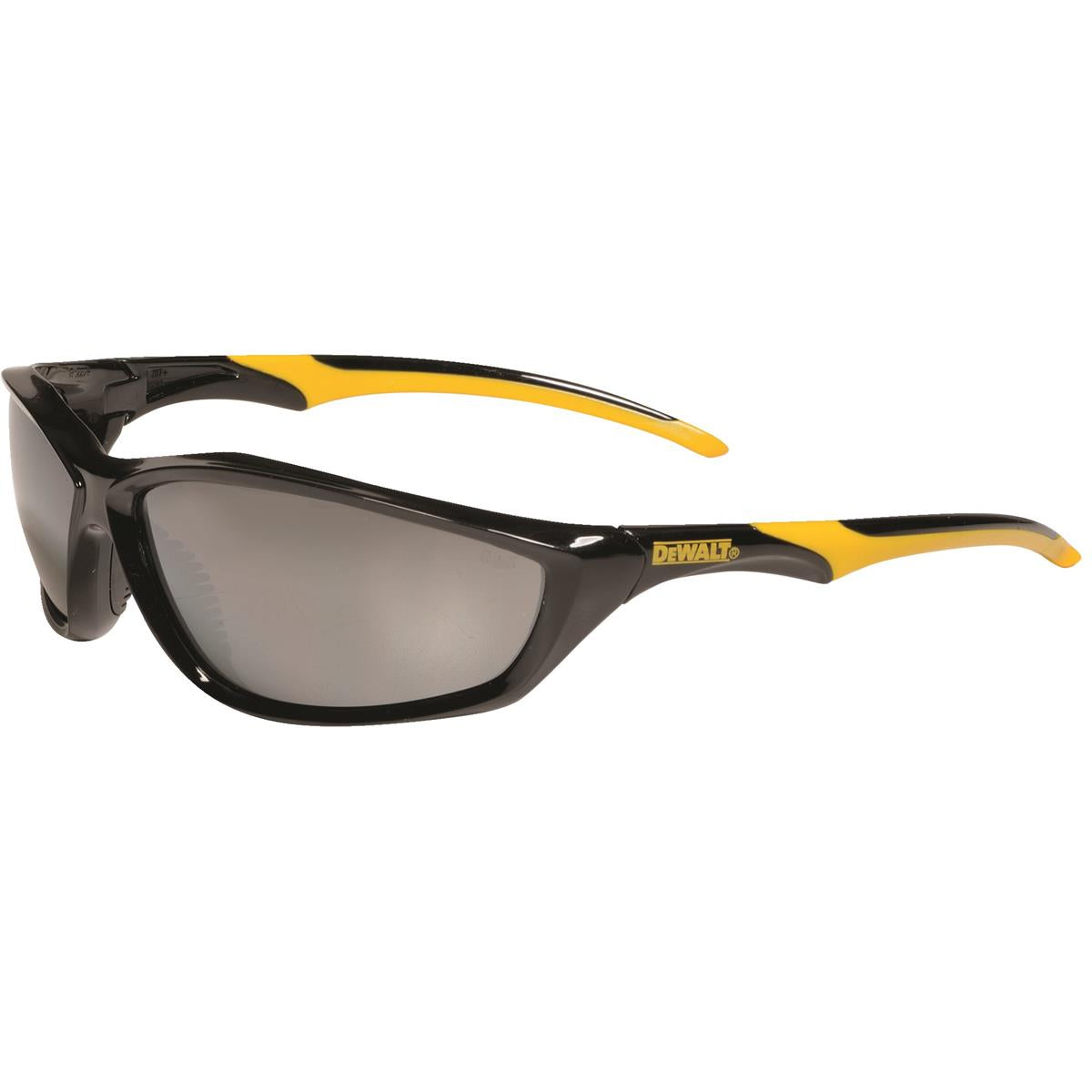 Dewalt Crooscut Scratch Resistant Clear Lens Safety Glasses Specs