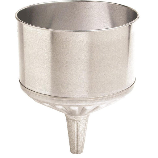 8-qt. Galvanized Steel Funnel