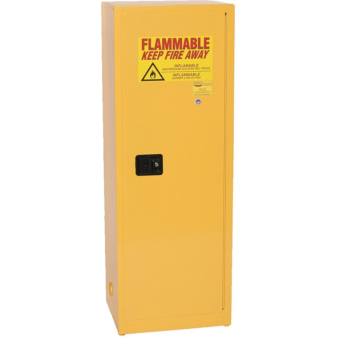 Eagle 24-gal. Flammable Liquid Storage Cabinet